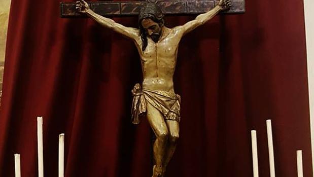 Cristo de la Vera-Cruz, de Puerta Nueva