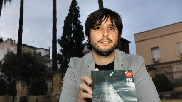 El poeta cordobés Nacho Montoto en 2013