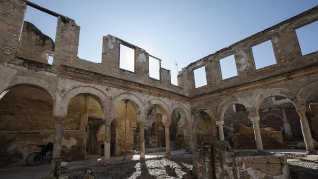 Interior del Convento Regina de Córdoba