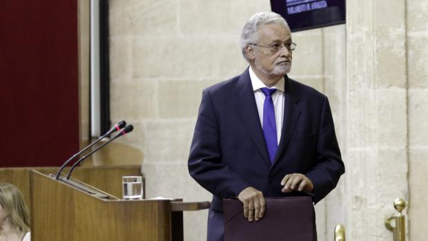 Jesús Maeztu, Defensor del Pueblo Andaluz