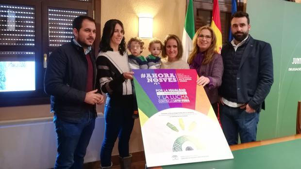 Imagen difundida por la Junta de Andalucía sobre la campaña