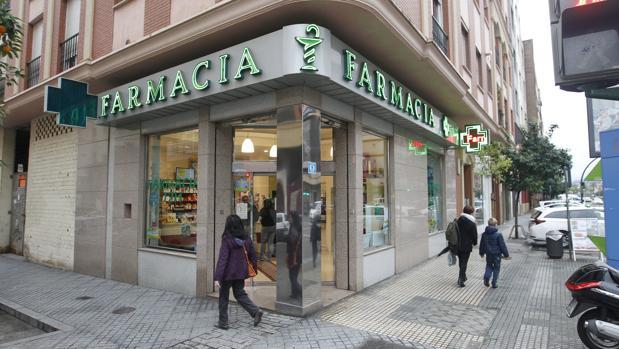 Oficina de farmacia en Córdoba
