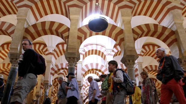 Arcos de la Mezquita-Catedral de Córdoba