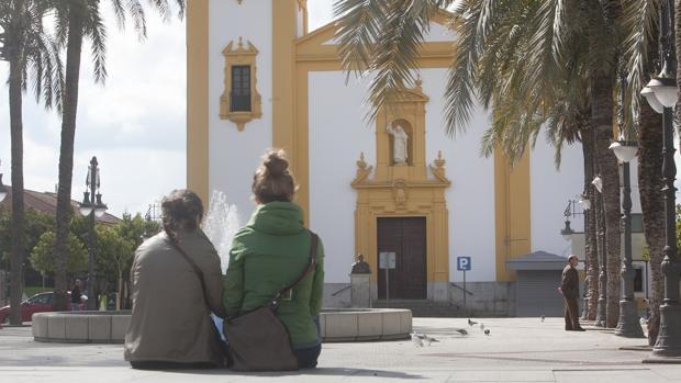 Plaza de Cañero en la capital cordobesa