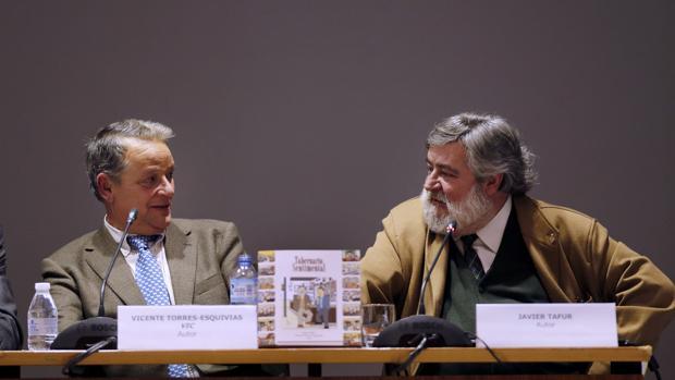 Torres-Esquivias y Tafur, este martes en la Diputación