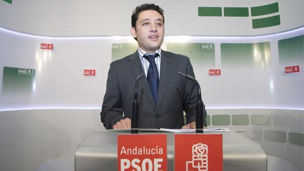 Rafael Velasco fue vicesecretario general del PSOE andaluz
