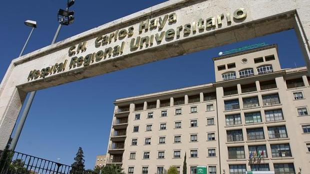 El hospital Carlos Hay