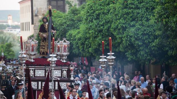 Nuestro Señor de los Reyes, en la Calle Torrijos
