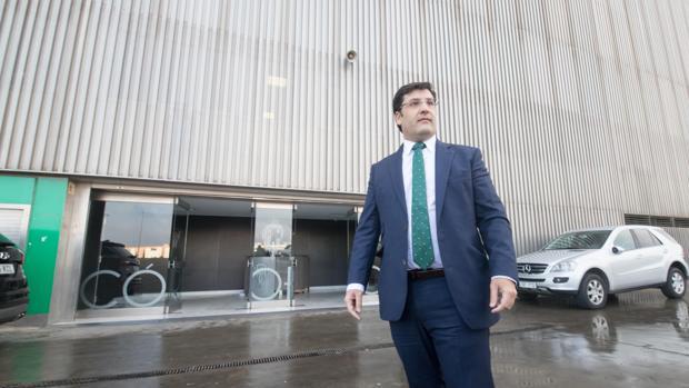 Jesús León, nuevo propietario del Córdoba CF