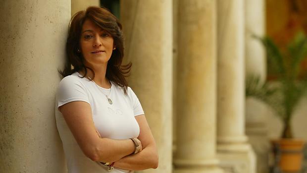 La expresidenta de la UMEC, María Fernández Pino