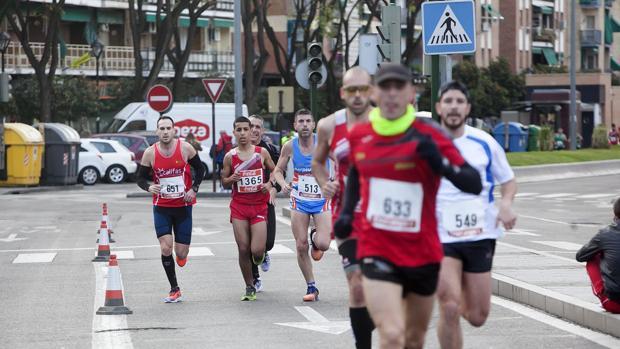Una de las pruebas del circuito de carreras populares de la provincia de Córdoba