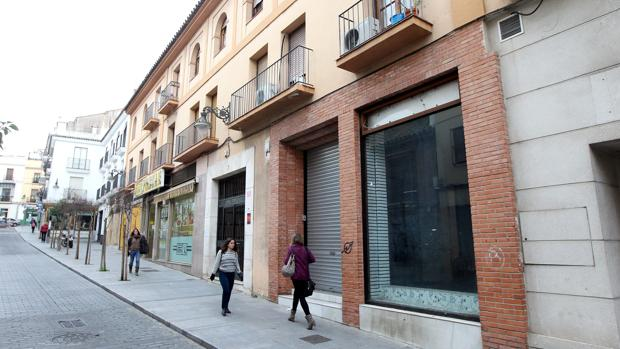 El crimen sucedió en la calle San Pablo de Córdoba