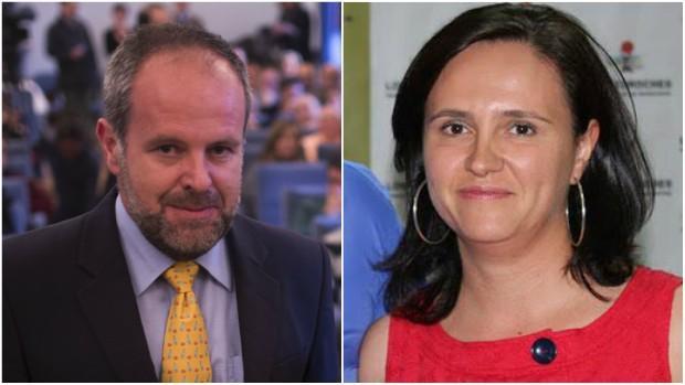 Francisco de Paula Algar y Josefa Vioque