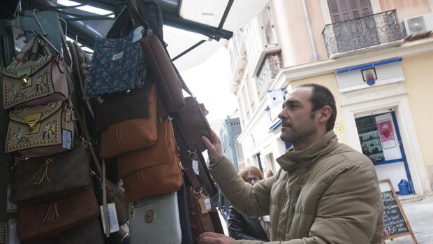 José Luis vendió el bolso con los décimos que se había dejado el lotero de la administración de al lado