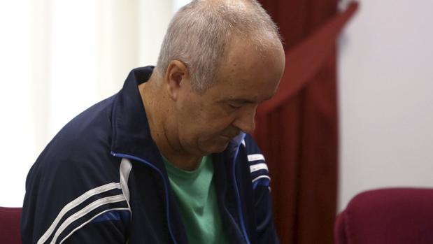 Juan Márquez Fabero, acusado de matar con un cuchillo a sus dos hijos en su domicilio de Ubrique