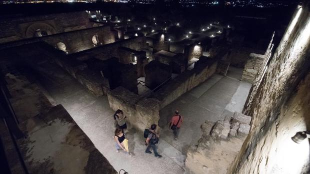Visitas nocturnas al conjunto de Medina Azahara