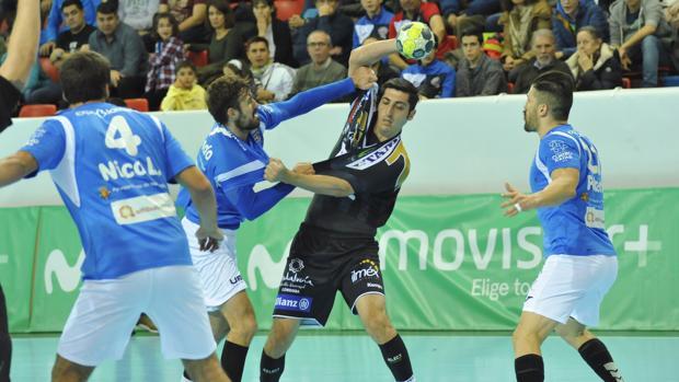Rudovic en el compromiso ante el Atlético Valladolid
