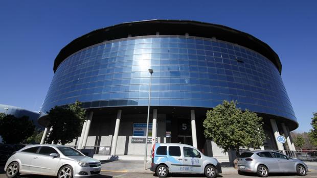 Edificio del centro de negocios de Tecnocórdoba