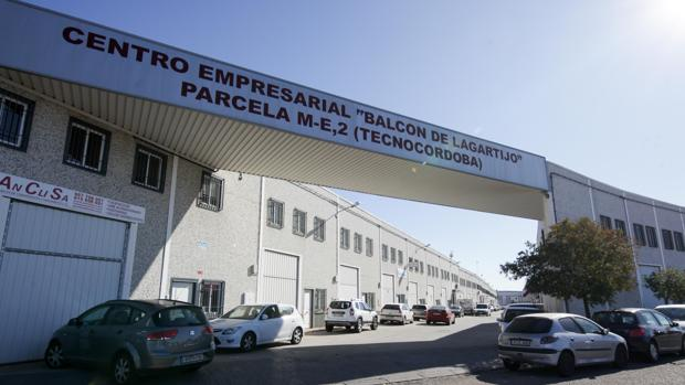 Espacio industrial Tecnocórdoba en la capital cordobesa