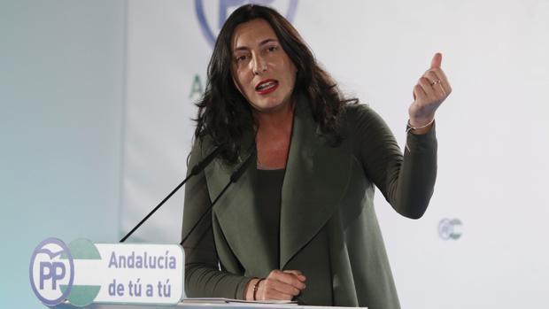La número dos del PP de Andalucía, Loles López