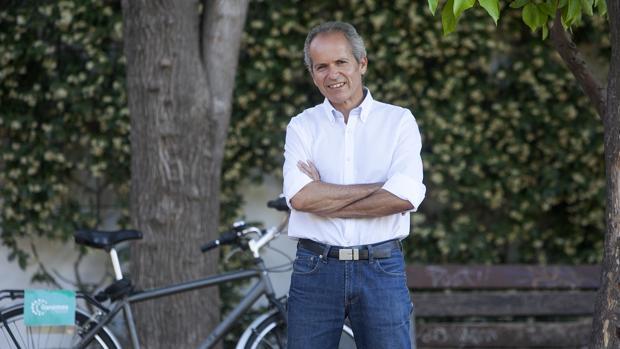 Rafael Blázquez, portavoz de Ganemos Córdoba en el Ayuntamiento