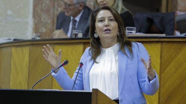 Carmen Crespo, en una imagen reciente