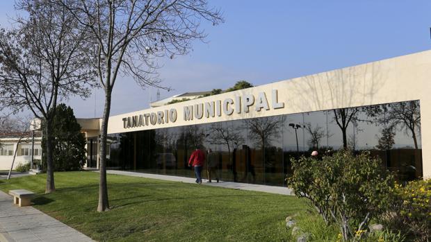 El tanatorio municipal del cementerio de La Fuensanta