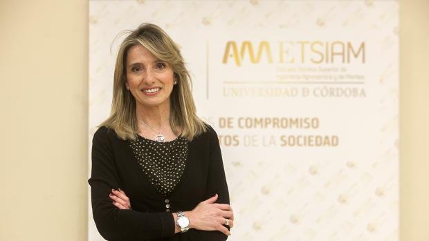 Rosa María Gallardo, directora de Etsiam