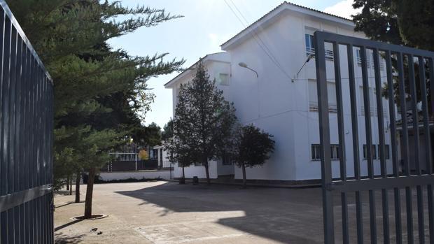 Entorno del colegio de Chillúevar (Jaén) donde se produjo la supuesta agresión