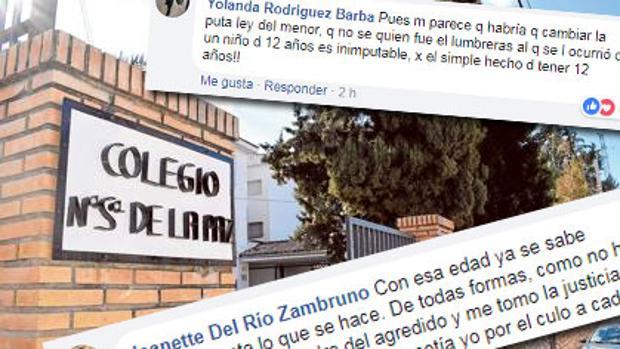 La violación a un niño en Jaén ha provocado reacciones airadas