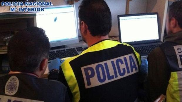El supuesto agresor de Málaga fue detenido por la Policía Nacional y puesto a disposición judicial