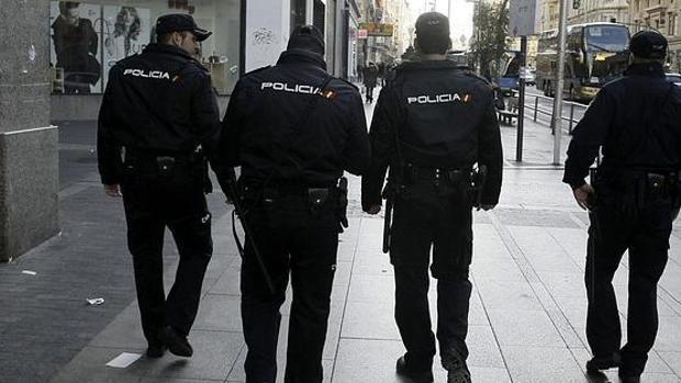 Los agentes le atribuyen un total de 14 robos