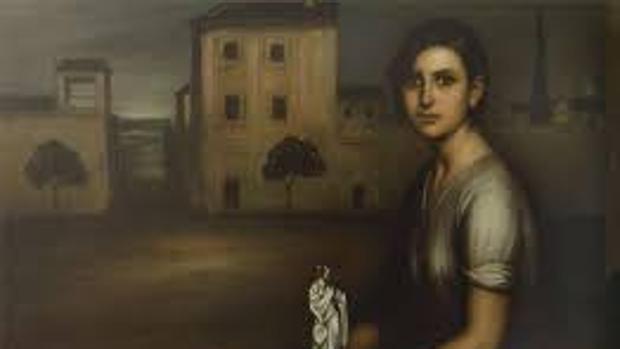 La niña de la tanagra, de los años veinte