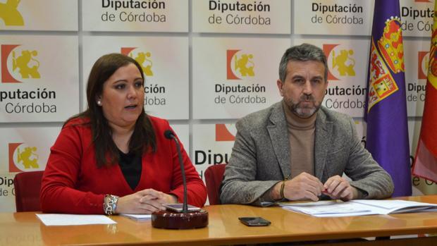 El dipuptado provincial Franscico Ángel Sánchez