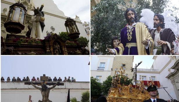 La Palma, Nazareno del Amor, Prendimiento y VeraCruz, de Cádiz