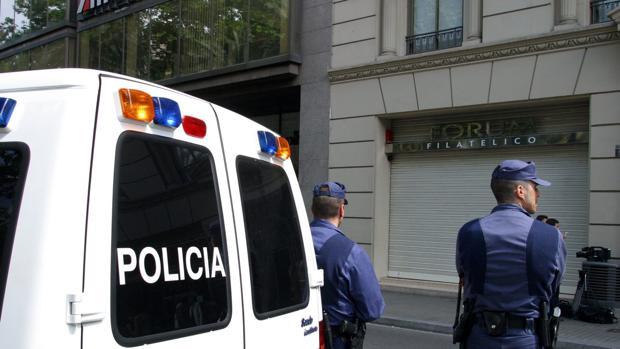 La Policía Nacional ha detenido a un anciano