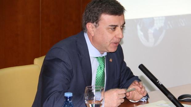 Francisco Fuentes, subdelegado del Gobierno central en Granada.