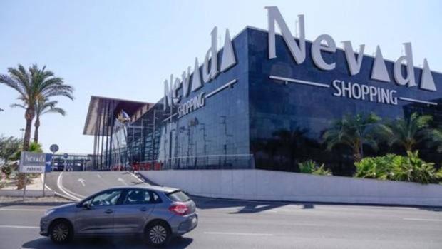Centro comercial Nevada Shopping, donde se selló el boleto