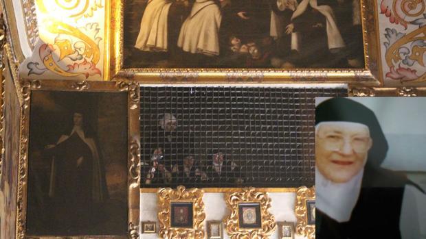 La madre Carmen y el convento de las Carmelitas Descalzas de Aguilar de la Frontera