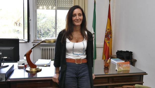 Imagen de archivo de María Núñez Bolaños