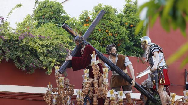 El Señor del Buen Suceso en la Semana Santa de Córdoba