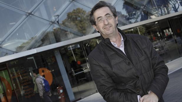 Manuel Vicente, coordinador de UPyD en Andalucía