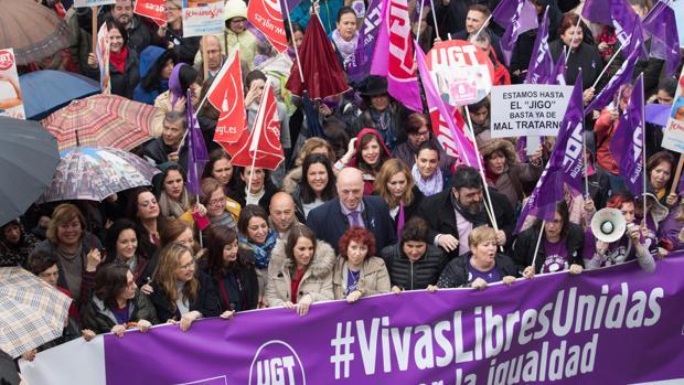 Manifestación por los derechos de la mujer este 8 de marzo en Córdoba