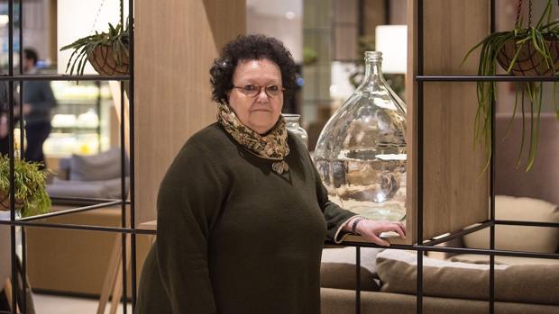 Amalia Gómez, ex secretaria general de Asuntos Sociales