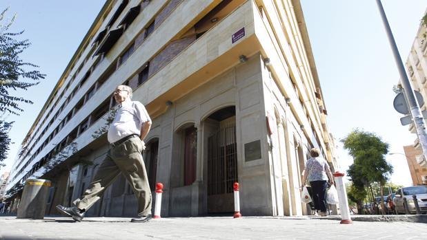 Pub de Ciudad Jardín en que se originó la trifulca que terminó en tragedia