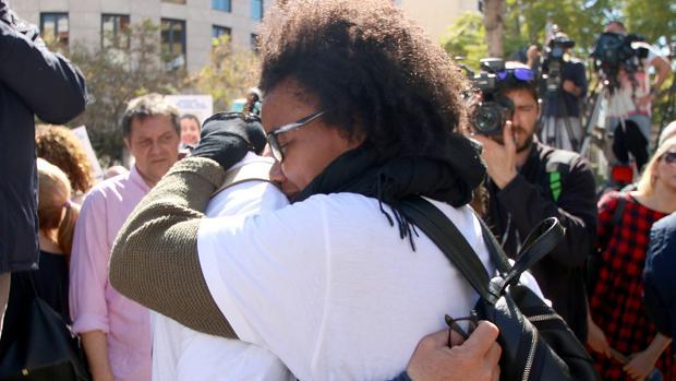 Ana Julia Quezada Cruz, pareja de Ángel Cruz, detenida este domingo