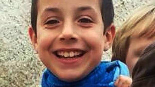 La concentración se ha convocado por el niño asesinado en Almería