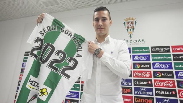 Sergi Guardiola ha renovado hasta 2022