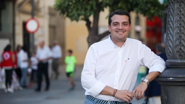 José María Bellido, candidato a la Alcaldía de Córdoba