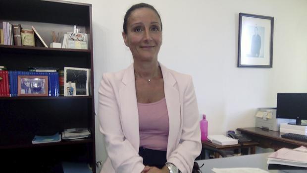 María Núñez Bolaños, juez instructora del caso ERE